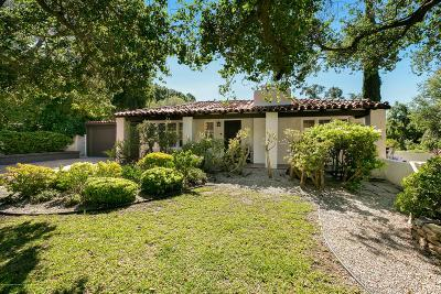 Altadena Single Family Home Active Under Contract: 1942 Pinecrest Drive