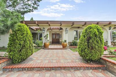 Chatsworth Single Family Home Active Under Contract: 20001 Lassen Street