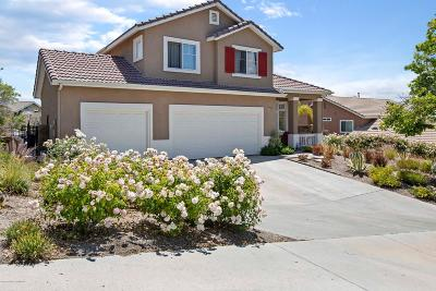 Canyon Country Single Family Home For Sale: 14332 Sequoia Road
