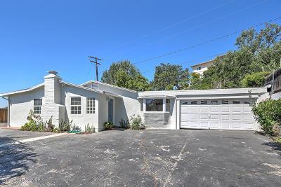 La Canada Flintridge Single Family Home For Sale: 4603 Ocean View Boulevard