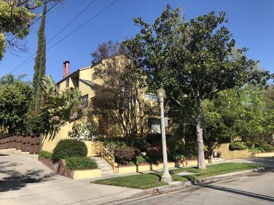 Pasadena Condo/Townhouse Active Under Contract: 795 Magnolia Avenue #1