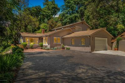Monrovia Single Family Home Active Under Contract: 400 Cloverleaf Drive