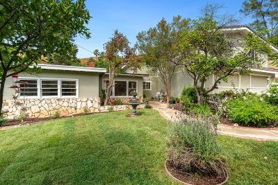 Shadow Hills Single Family Home For Sale: 9600 Dale Avenue