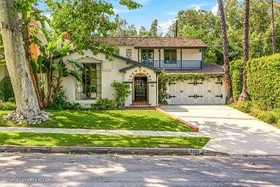 San Marino Single Family Home Active Under Contract: 2765 Ardmore Road