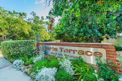 Los Angeles Condo/Townhouse Active Under Contract: 4239 Via Arbolada #203