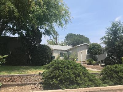 La Crescenta Single Family Home Active Under Contract: 3131 Alabama Street