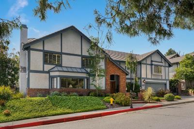 La Crescenta Single Family Home For Sale: 5301 Quail Canyon Road