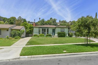 South Pasadena Single Family Home For Sale: 2021 Maycrest Avenue