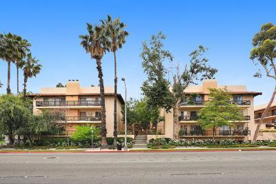 Pasadena Condo/Townhouse For Sale: 1127 East Del Mar Boulevard #228