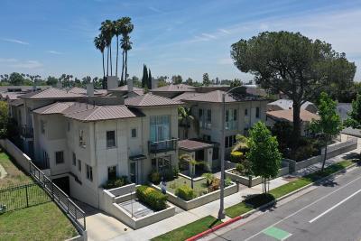 Pasadena Condo/Townhouse For Sale: 1020 South Marengo Avenue #3