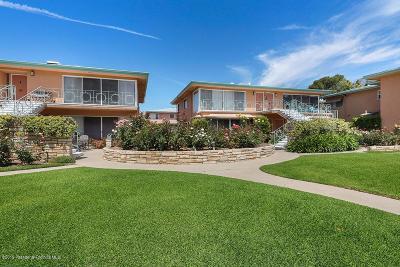 Pasadena Condo/Townhouse Active Under Contract: 1000 San Pasqual Street #J