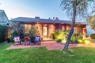 Pasadena Single Family Home For Sale: 2415 East Mountain Street