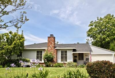 Altadena Single Family Home For Sale: 1853 Pepper Drive