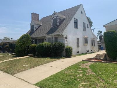 Single Family Home Pending: 3948 Degnan Boulevard