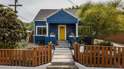 Los Angeles Single Family Home For Sale: 404 North Avenue 52