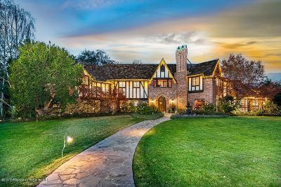 La Canada Flintridge Single Family Home For Sale: 566 Meadow Grove Street