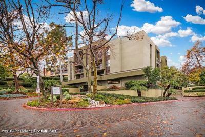 Los Angeles Condo/Townhouse For Sale: 805 Temple Terrace #111