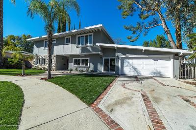 Woodland Hills Single Family Home For Sale: 23801 Berdon Street
