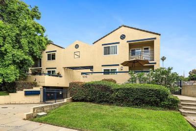 South Pasadena Condo/Townhouse Active Under Contract: 1018 Magnolia Street #D