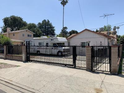 Single Family Home For Sale: 14614 Hart Street