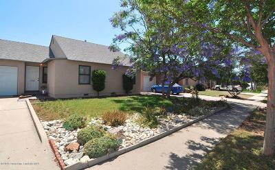 Azusa Single Family Home Active Under Contract: 308 South Grandin Avenue