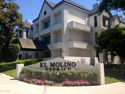 Pasadena Condo/Townhouse For Sale: 300 North El Molino Avenue #313