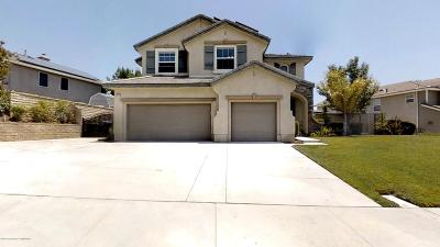Canyon Country Single Family Home For Sale: 29712 Shenandoah Lane