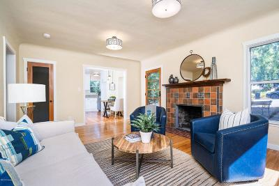 Altadena Single Family Home For Sale: 310 West Mariposa Street