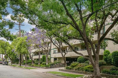 Pasadena Condo/Townhouse Active Under Contract: 277 Pleasant Street #105