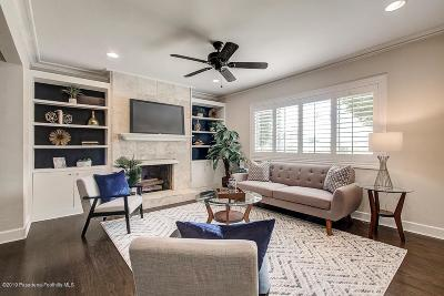 Pasadena Single Family Home Active Under Contract: 2341 Cooley Place