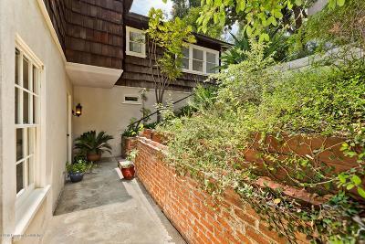 South Pasadena Single Family Home Active Under Contract: 1316 Mountain View Avenue