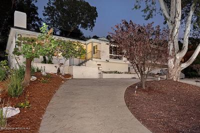 Single Family Home For Sale: 2208 Silver Lake Boulevard
