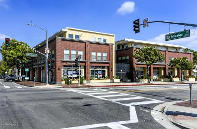 South Pasadena Condo/Townhouse Active Under Contract: 1401 Mission Street #208