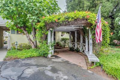 Altadena Single Family Home For Sale: 3494 Canyon Ridge Drive