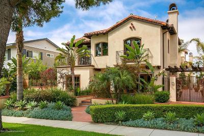 Santa Monica Condo/Townhouse For Sale: 908 17th Street #2