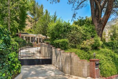 Altadena Single Family Home For Sale: 2161 Pinecrest Drive