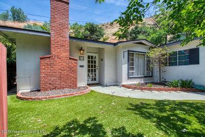 Glendale Single Family Home Active Under Contract: 504 Solway Street
