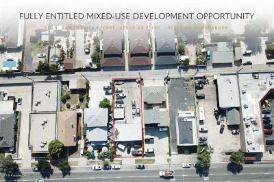 Azusa Residential Lots & Land For Sale: 619 North San Gabriel Avenue