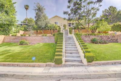 Los Angeles County Single Family Home For Sale: 2925 Markridge Road