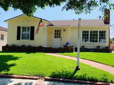 Burbank Single Family Home For Sale: 119 South Beachwood Drive
