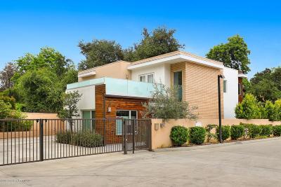 Altadena Single Family Home Active Under Contract: 1974 Lake Avenue