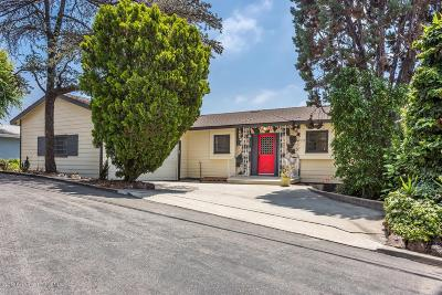 Alhambra Single Family Home Active Under Contract: 170 Waverly Drive