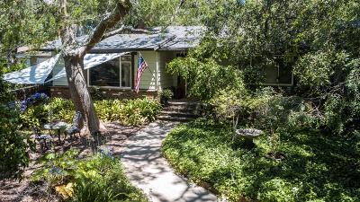 La Crescenta Single Family Home For Sale: 3725 Encinal Avenue