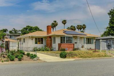 Pomona Single Family Home For Sale: 427 West McKinley Avenue