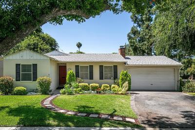 Pasadena Single Family Home For Sale: 3150 Las Lunas Street
