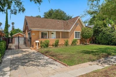 Pasadena Single Family Home For Sale: 1297 North Oxford Avenue