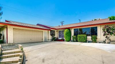 La Crescenta Single Family Home For Sale: 2365 Henrietta Avenue