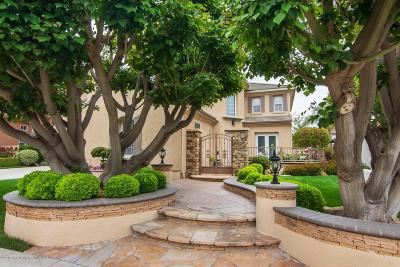 Stevenson Ranch Single Family Home Active Under Contract: 26839 Chaucer Place