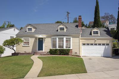 Alhambra Single Family Home Active Under Contract
