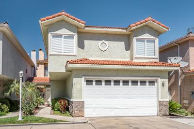 Reseda Condo/Townhouse For Sale: 18930 Sherman Way #4